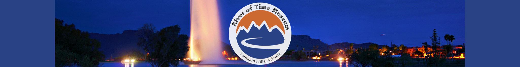 River of Time Museum Logo