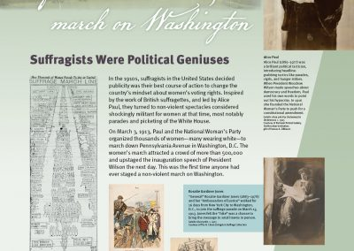 Suffragists Were Political Geniuses