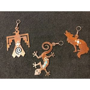 Set 1: Thunderbird, Gecko, Coyote